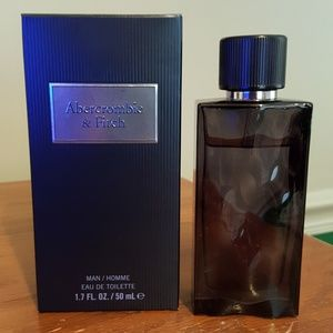 Abercrombie and Fitch First Instinct Blue for Men